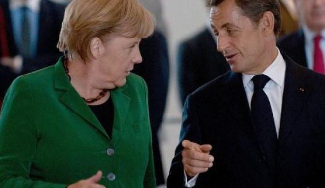 Μίνι συνάντηση κορυφής στην Φρανκφούρτη