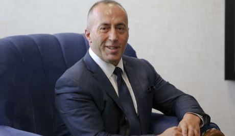Ο πρωθυπουργός του Κοσόβου, Ραμούς Χαραντινάι