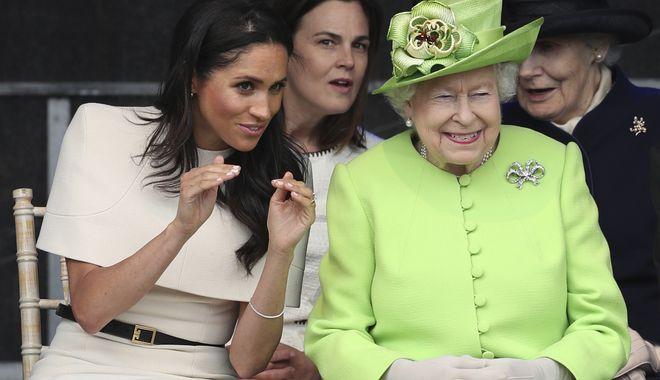 Η βασίλισσα Ελισάβετ φέρεται να συμπαθεί την Μέγκαν και να συγχωρεί τα ατοπήματά της