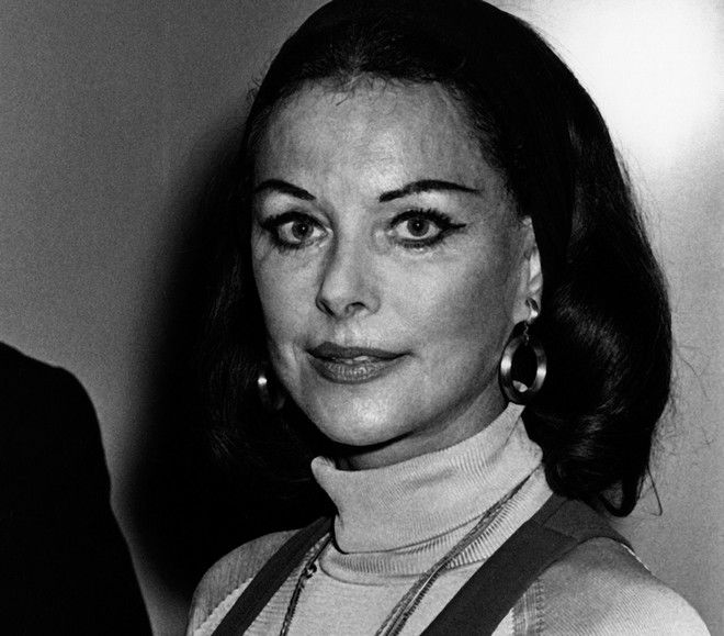 Actress Hedy Lamarr attends the premiere party for 'De Sade' on September 24, 1969 in New York City. (Photo by Ron Galella/WireImage)