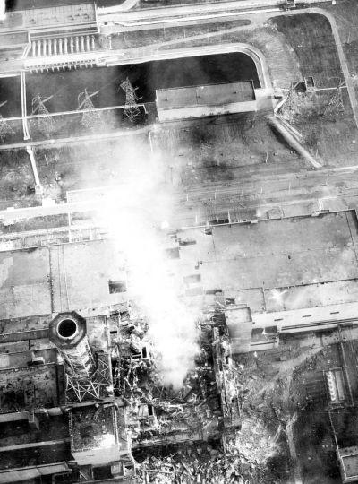 Μηχανή του Χρόνου: Πώς προκλήθηκε το Τσέρνομπιλ