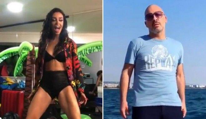 Ο Μουτσινάς αποδέχτηκε το Loquita Challenge της Φουρέιρα και το αποτέλεσμα είναι ξεκαρδιστικό