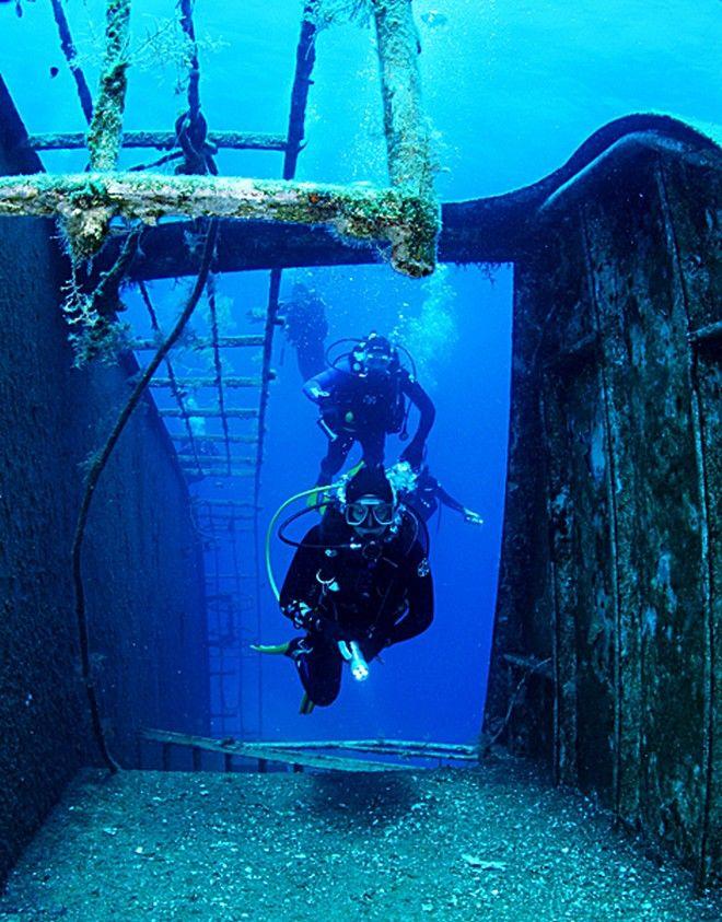 Δέκα ναυάγια στις ελληνικές θάλασσες που αξίζει να δεις