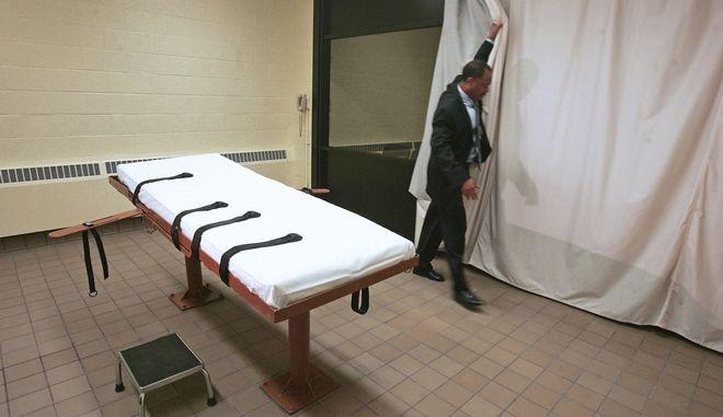 Ο Αιώνας των Ανατροπών: Θανατική ποινή