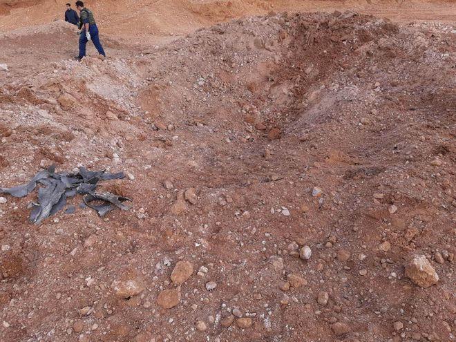 Ελευσίνα: Εξουδετέρωση βόμβας στην 112 Πτέρυγα Μάχης