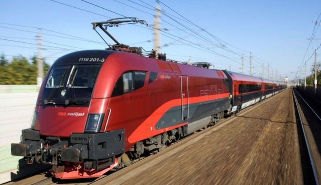 Επιβατικό τρένο Αθήνα – Θεσσαλονίκη θα βάλει και η Goldair