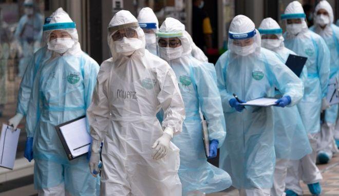 Κορονοϊός: Πάνω από 80.000 οι νεκροί σε όλο τον κόσμο