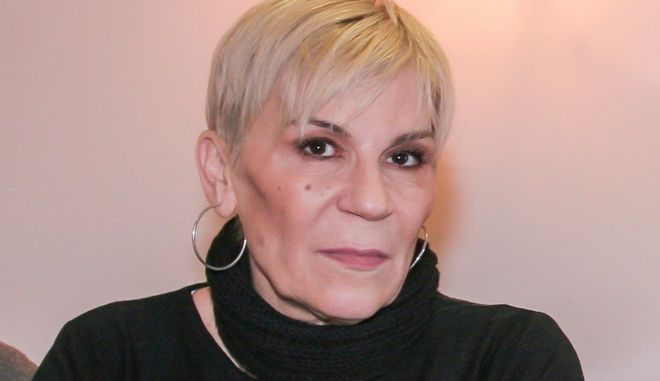 Η ηθοποιός Χρύσα Ρώπα