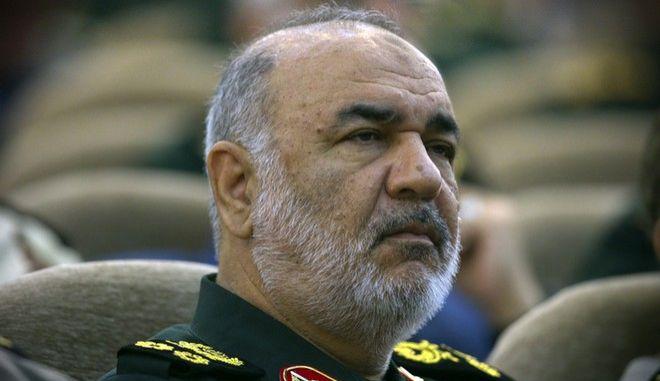 Ο επικεφαλής των Φρουρών της Επανάστασης Χοσεΐν Σαλαμί