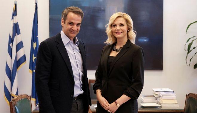 Υποψήφια με τη ΝΔ η δημοσιογράφος Έμη Ζησιοπούλου- Λιβανίου
