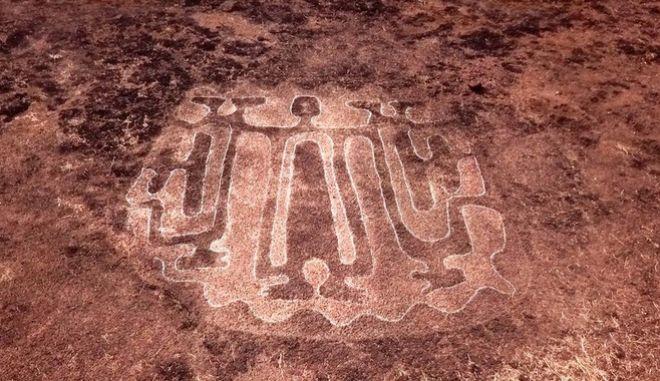 Προϊστορικά πετρογλυφικά στην Ινδία