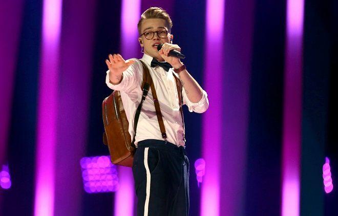 Ο Μίκολας Γιόζεφ από την Τσεχία θα τραγουδήσει στην Eurovision 2018 το