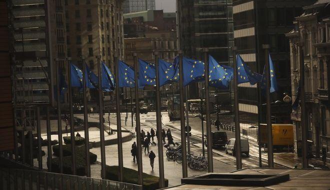 Τα κεντρικά γραφεία της Κομισιόν στις Βρυξέλλες