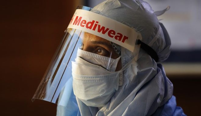 Γιατρός στην Ινδία