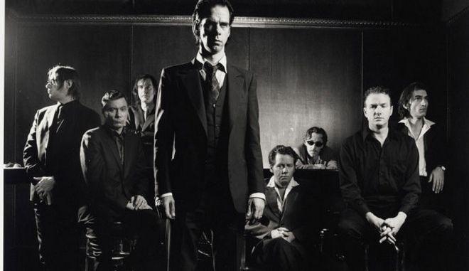 Στην Αθήνα ο Nick Cave με τους Bad Seeds