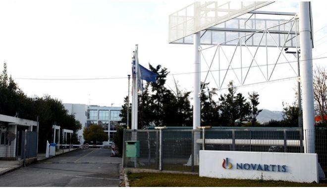 alt ΕΙΚΟΝΕΣ ΑΠΟ ΤΑ ΓΡΑΦΕΙΑ ΤΗΣ ΕΤΑΙΡΙΑΣ NOVARTIS ΣΤΗΝ ΑΘΗΝΑ (EUROKINISSI / ΘΑΝΑΣΗΣ ΔΗΜΟΠΟΥΛΟΣ)