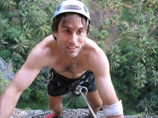 Erik Weihenmayer: Ο τυφλός με τη μεγάλη θέληση που κατέκτησε το Έβερεστ