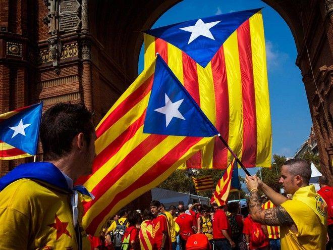 Καταλονία:  Ετοιμάζονται για ανεξαρτησία από την Ισπανία. Οι αυτονομιστές νίκησαν