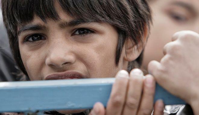 Παιδάκι Ρομά