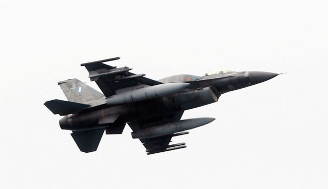 Μέχρι τα Ψαρά έφτασαν τα τουρκικά F16