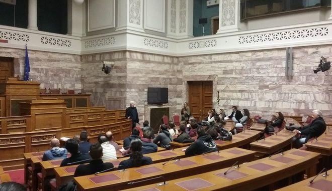 Παρασκευόπουλος: Δεν συμφωνούν όλοι στη μη υποβολή πόθεν έσχες από τους δικαστές