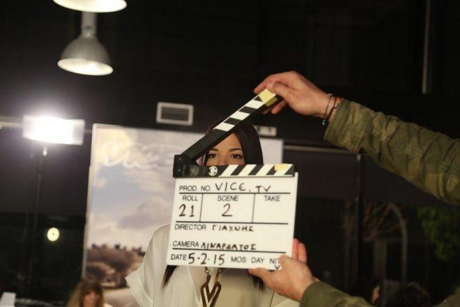 Δάφνη Καραβοκύρη : Το κορίτσι του VICE