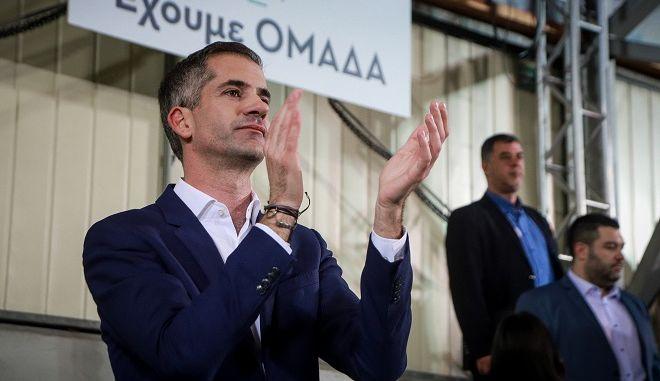 """Παρουσίαση Συνδυασμού του υποψηφίου δημάρχου Αθηναίων Κώστα Μπακογιάννη """"ΑΘΗΝΑ ΨΗΛΑ"""" την Δευτέρα 18 Μαρτίου 2019."""
