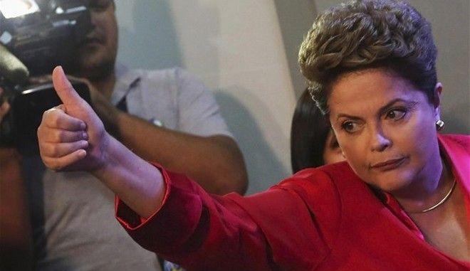 Βραζιλία: Ξεκίνησε η κοινοβουλευτική διαδικασία για την αποπομπή της προέδρου Ρουσέφ