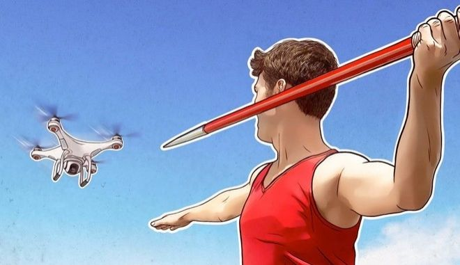 Kaspersky Antidrone: Η λύση της εταιρείας για να σε προστατεύσει από τα drones