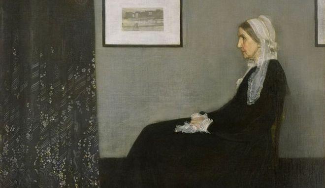 Μηχανή του Χρόνου: Τι κρύβει ο διάσημος πίνακας 'Η Μητέρα του Γουίστλερ'