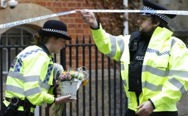 Αστυνομικοί στην Αγγλία, φωτογραφία αρχείου