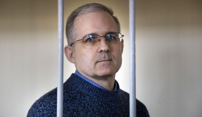 Ο Πωλ Ουίλαν είχε συλληφθεί στην Μόσχα από την FSB στις 28 Δεκεμβρίου του 2018 με την κατηγορία ότι διενεργούσε κατασκοπεία, υέρ των αμερικανικών μυστικών υπηρεσιών.