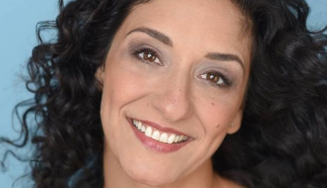 Η Ελληνοαμερικανίδα ηθοποιός Ανθούλα Κατσιματίδη