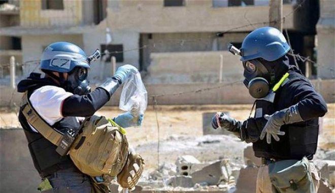 Πολεμικά σκάφη στη Συρία για την καταστροφή των χημικών όπλων