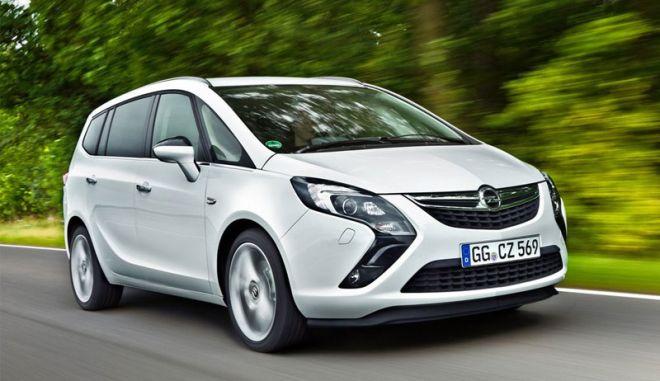 Το Opel Zafira με το νέο κινητήρα των 170 ίππων και κορυφαίες επιδόσεις