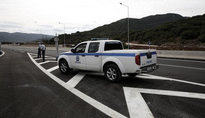 """Εγκαίνια  του αυτοκινητοδρόμου """"Ιόνια Οδός"""" από τον πρωθυπουργό Αλέξη Τσίπρα,  την Τρίτη 5 Σεπτεμβρίου 2017, στον Σταθμό Εξυπηρέτησης Αυτοκινητιστών (Σ.Ε.Α) Επισκοπικού, που βρίσκεται στο 194,8 χιλιόμετρο της Ιόνιας Οδού. (EUROKINISSI/ΣΤΕΛΙΟΣ ΜΙΣΙΝΑΣ)"""