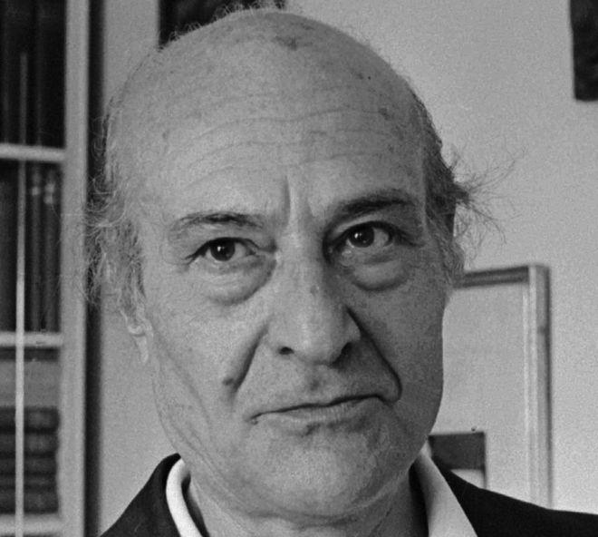Ο Οδυσσέας Ελύτης το 1987