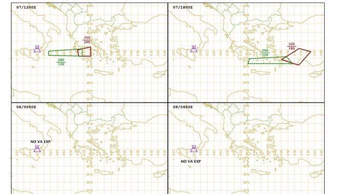 Αίτνα: Σε ύψος 10 χιλιομέτρων η ηφαιστειακή τέφρα - Πόσο κοντά έφτασε στην Ελλάδα