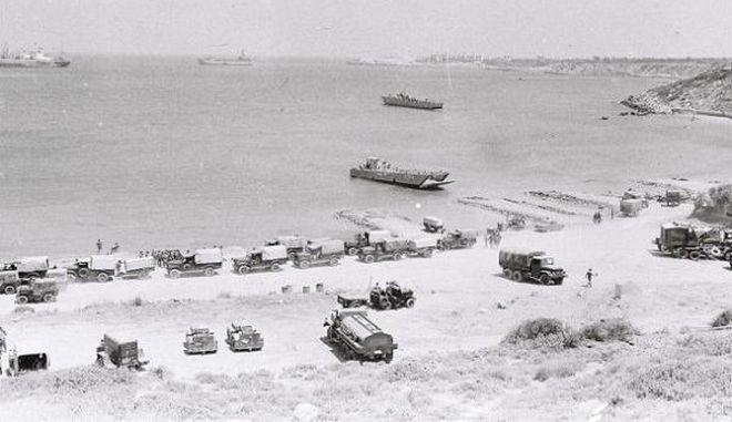 Νέες φωτογραφίες και βίντεο ντοκουμέντο από την εισβολή στην Κύπρο