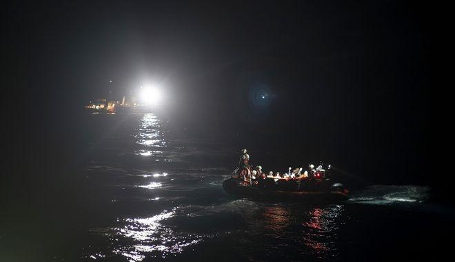 Πρόσφυγες στη Μεσόγειο, Αρχείο