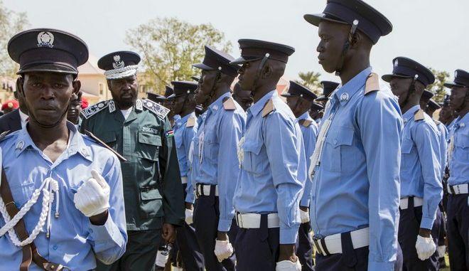 Αστυνομία στο Νότιο Σουδάν