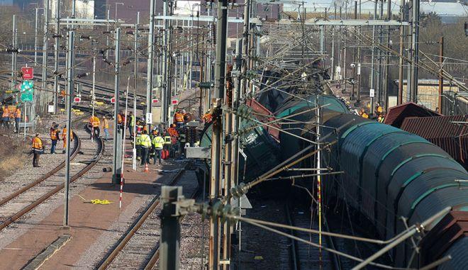 Λουξεμβούργο: Ένας νεκρός και δύο τραυματίες από σύγκρουση τρένων