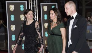 Γιατί δίχασε την κοινή γνώμη η Κέιτ Μίντλετον με το φόρεμά της στα BAFTA