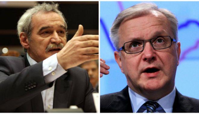 Παραδοχή Ρεν: Ανοιχτό το ενδεχόμενο για νέα μείωση του κατώτερου μισθού στην Ελλάδα