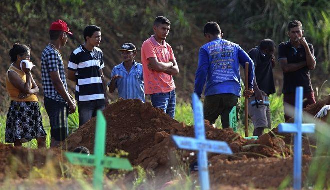 Μακελειό στις φυλακές της Βραζιλίας