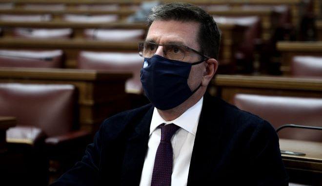 Καιρίδης: Τα πρακτικά της επιτροπής των λοιμωξιολόγων δεν είναι για τα μάτια της κοινής γνώμης