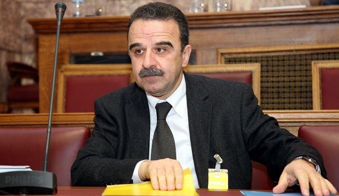 Ο ποινικολόγος Γιάννης Ματζουράνης