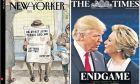 Τα πρωτοσέλιδα των εφημερίδων στις ΗΠΑ για τη νίκη Τραμπ