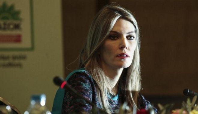 PASOK leader Evangelos Venizelos held a pre-election press conference to media journalists, on Jan. 11, 2015 / ??????????? ?????????? ????? ??? ????????? ?????????, ???? 11 ??????????, 2015