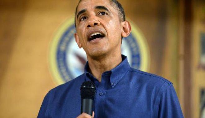 Ομπάμα: Κακή συνήθεια η μαριχουάνα. Κάπνιζα κι εγώ νέος